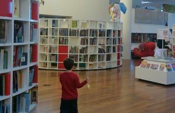Na Estrada: biblioteca na Holanda