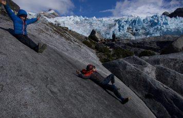Na Estrada: Patagônia chilena