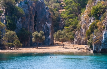 Na Estrada: Blue Voyage na Turquia