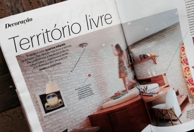 Revista Claudia, dezembro de 2015