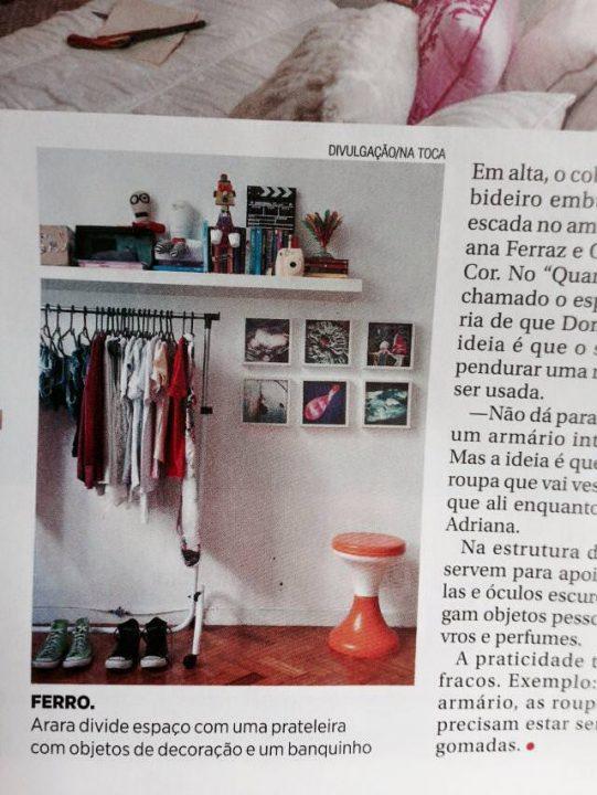 Revista O Globo, janeiro de 2016