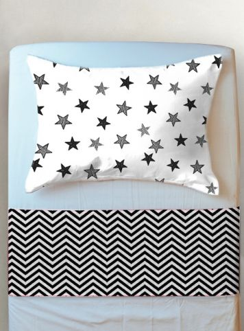 Maria Algodão – roupa de cama estrelas