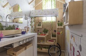 Cozinha kids