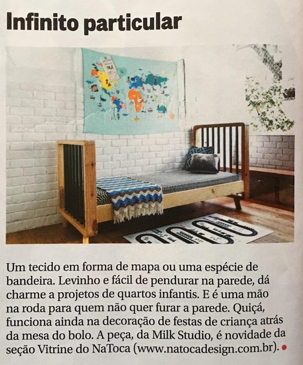 Revista O Globo, outubro de 2016