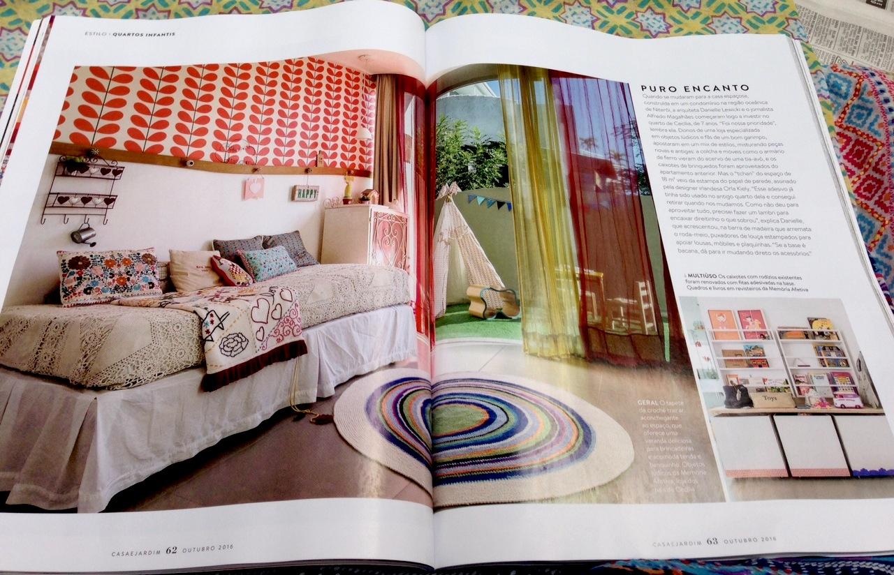 Revista Casa & Jardim, outubro de 2016