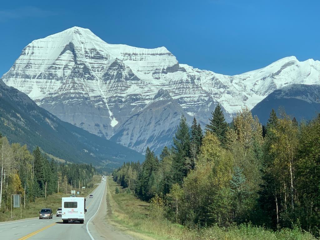 Motorhome no Canadá